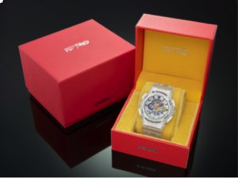 GA-110FRG-7A MODEL TO BE AVAILABLE IN UAE BY FEBRUARY 2019